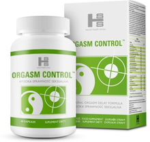 Orgasm Control - 60 caps