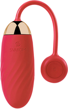 Ella Vibrating Egg Red