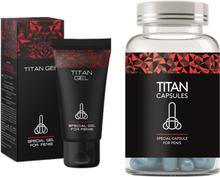 Titan Gel+Capsule Package