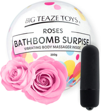 Bath Bomb with Vibrating Body Massager