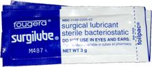 ElectraStim - Sterile Lubricant Sachets-Pack