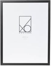 XO Posters, Frame Wood 30x40 cm Black