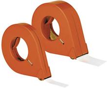 Geschlossener Handabroller für Spezialband 50 mm