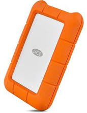 LaCie 4TB Rugged USB 3.1 USB-C