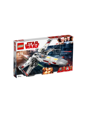 Star Wars 75218 X-wing-stjernejager - Proshop