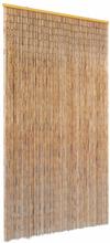 vidaXL Hyönteisverho oveen Bambu 100x220 cm