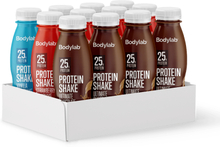 Bodylab Protein Shake (12 x 330 ml) - Mix Box