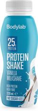 Bodylab Protein Shake (330 ml) - Vanilla Milkshake
