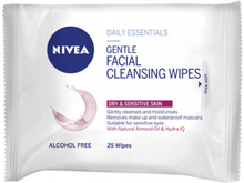 Nivea 3in1 Cleansing Wipes Dry Skin 20 pcs