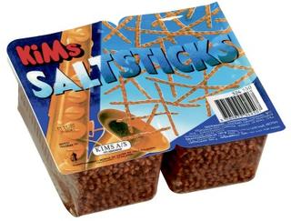 Kims Saltstænger 250 g