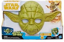 Star Wars - Yoda Electronic Mask Hasbro (spanska)