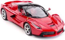 Rastar - Radiostyrd Bil Ferrari Laferrari Röd - 1:14