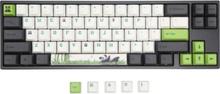 x Varmilo MIYA-Pro Panda TKL Cherry MX Blue - ND - Gaming Tastatur - Uden Numpad - Nordisk - Grå