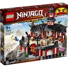 70670 LEGO Ninjago Spinjitzutempel