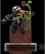 Quantum Mechanix Marvel's Venom Q-Fig Diorama