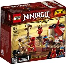 70680 LEGO Ninjago Tempeltrening