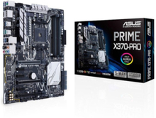 PRIME X370-PRO Bundkort - AMD X370 - AMD AM4 socket - DDR4 RAM - ATX