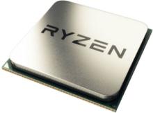 Ryzen 5 1600X CPU - 3.6 GHz - AM4 - 6 kerner - Boxed (WOF - uden køler)