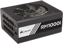 RM1000i Strømforsyning - 1000 Watt - 135 mm - 80 Plus Gold certified