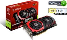 GeForce GTX 1060 GAMING X - 6GB GDDR5 RAM - Grafikkort