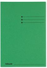 Jurismappe grün