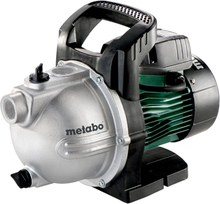Metabo P 4000 Trädgårdspump för trädgårdsbevattning