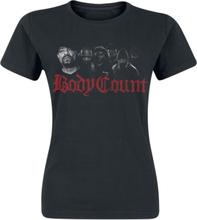 Body Count - Bloodlust -T-skjorte - svart