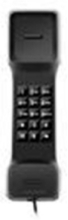 901c veggtelefon Black