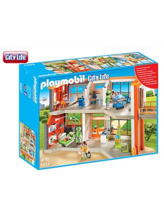 - City Life - Børneklinik med udstyr - Proshop