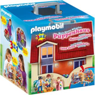 - Dollhouse - Mit dukkehus til at tage med