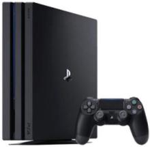 Playstation 4 Pro - 1 TB Black Edition