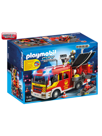 - City Action - Fire Engine w Lights and Sound - 5363 - Proshop