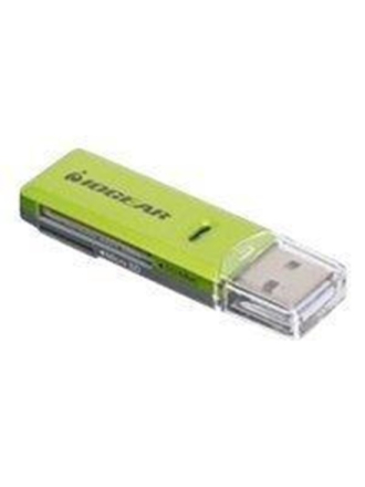 SD/MicroSD/MMC Card Reader/Writer GFR204SD - kortlæser