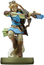 Amiibo Link - Archer (The Legend Of Zelda) - Tillbehör för spelkonsol - Switch
