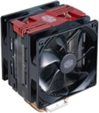 Hyper 212 LED Turbo (Red Cover) CPU Køler - Luftkøler - Max 31 dBA