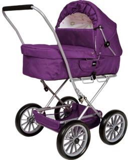 BRIO dukkevogn - Lilla