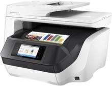 Officejet Pro 8720 All-in-One Blækprinter Multifunktion med Fax - Farve - Blæk