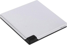 BDR-XD05T - Bluray-BDRW (Brænder) - USB 3.0 - Sølv