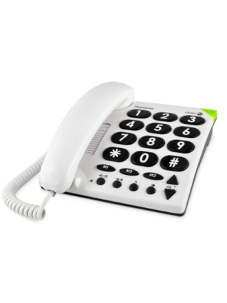 PhoneEasy 311C White