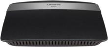 E2500 Dual Band - Trådløs router N Standard - 802.11n