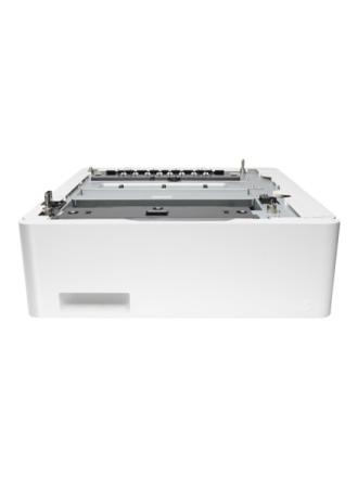 LaserJet 550 sheet tray