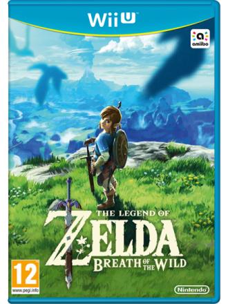 The Legend of Zelda: Breath of the Wild - Wii U - RPG