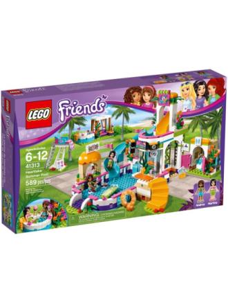 Friends 41313 Heartlake friluftsbad - Proshop