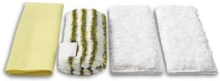 Damprenser Microfibre Cloth Kit for Bathroom
