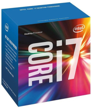 Core i7-6700 Skylake CPU - 4 kerner 3.4 GHz - LGA1151 - Boxed