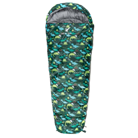 Arctic Tern Kids Dot Sleeping Bag Barn Sovsäck Svart OneSize
