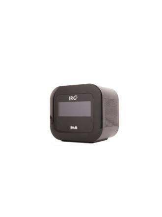 Clock radio SANDMAN - DAB/DAB+/FM - Mono - Sort