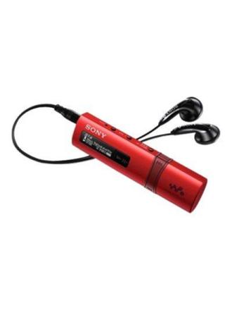 Walkman NWZ-B183F - Red