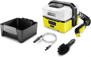 Højtryksrenser Mobile Outdoor Cleaner Adv.Box OC 3