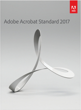 Acrobat Standard 2017 - Elektronisk
